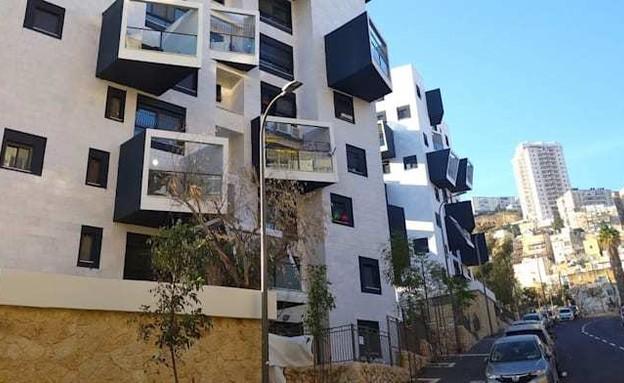 שכונת מגורים בואדי רושמייה, חיפה | צילום: גיא נרדי, גלובס